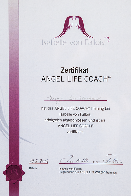 ANGEL LIFE COACH®