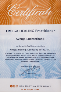 OMEGA HEALTH COACH®